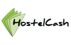 hostel cash logo